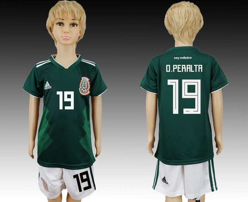 6dd0d78a0 2018 Mexico World Cup Kids Kit  19