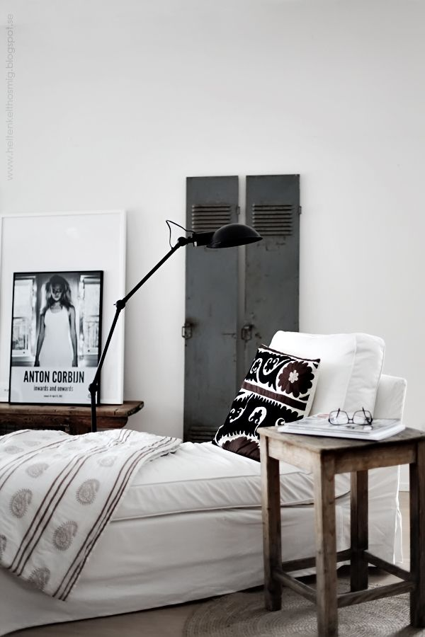 Helt Enkelt. Industrial Living RoomsScandinavian Living RoomsIndustrial  Bedroom DesignIndustrial ...