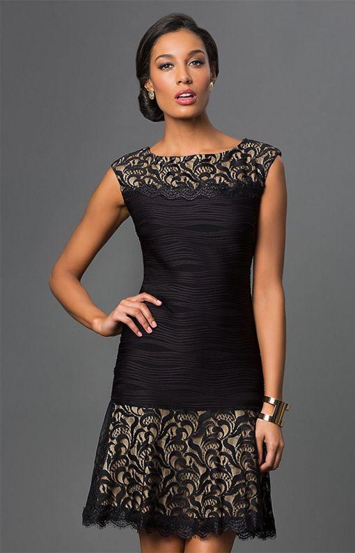 6ca4c9965ad Krajkové společenské šaty Společenské Šaty