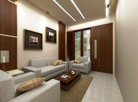 25 Dekorasi Desain Interior Ruang Tamu Rumah Minimalis Type 36 Contoh Dan