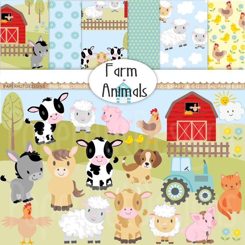 Pin Em Farm Album For Baby