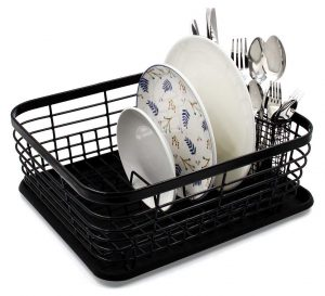 Top 10 Best Dish Drainers And Racks In 2020 Review Dish Rack