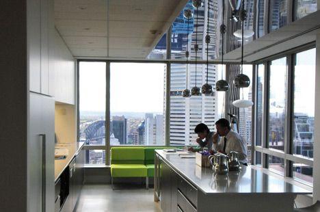 Office Kitchen Designs