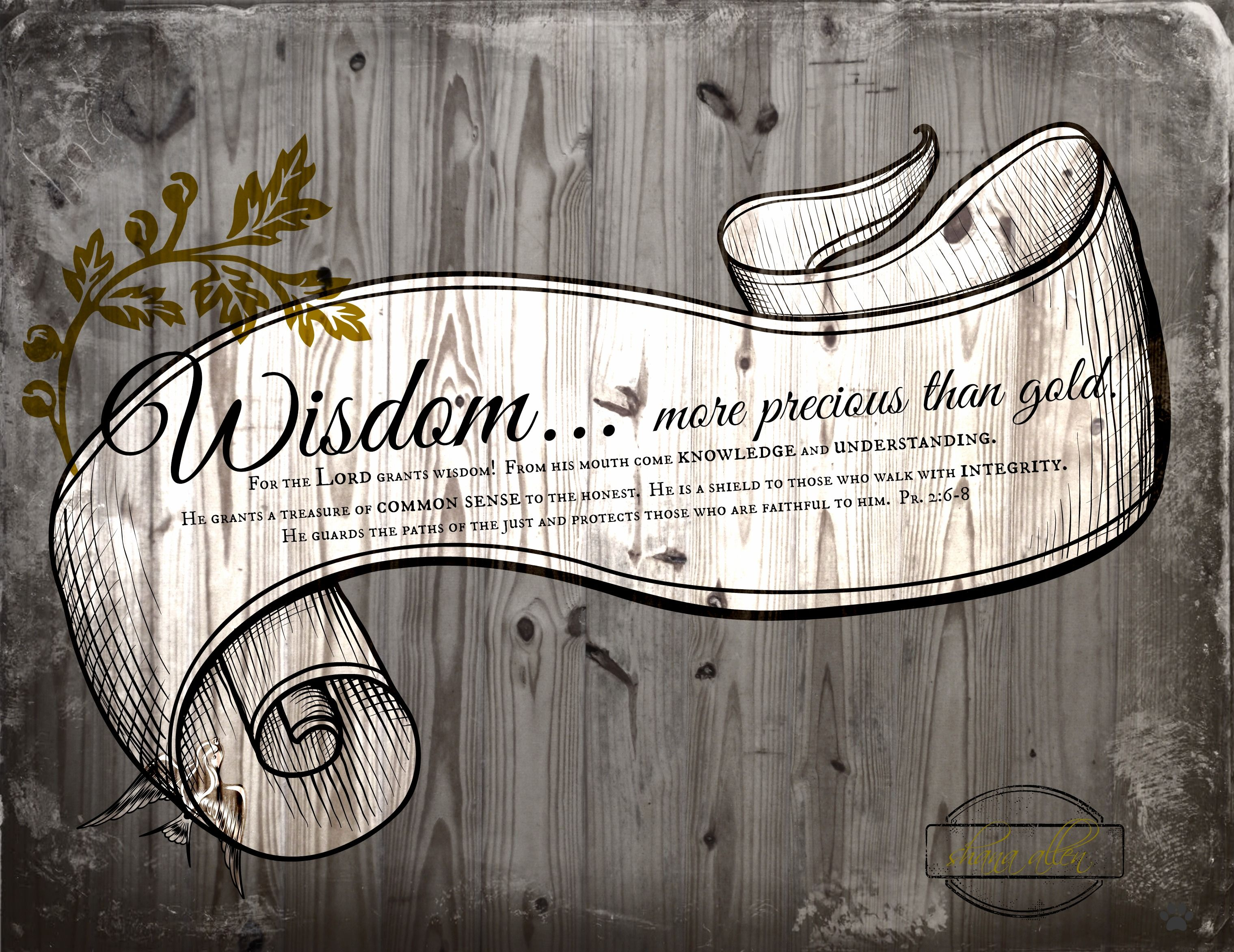 Daily dose of gods words of wisdom day 2 proverbs 2