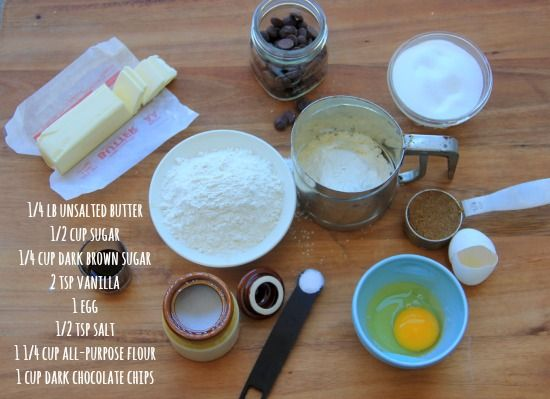 How to make cookie recipe without baking soda and flour or powder
