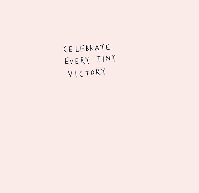 remember to celebrate.