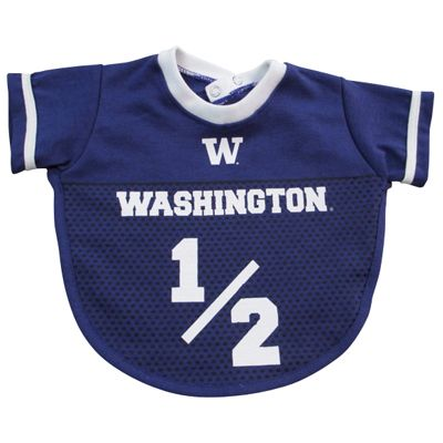 Keep your #FutureHusky from getting too messy. This item can be found at the #UniversityBookstore
