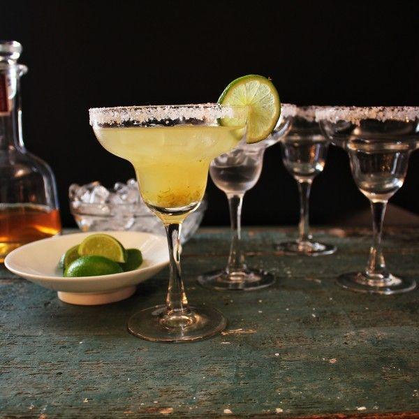 Emeril's Fresh And Fierce Margaritas