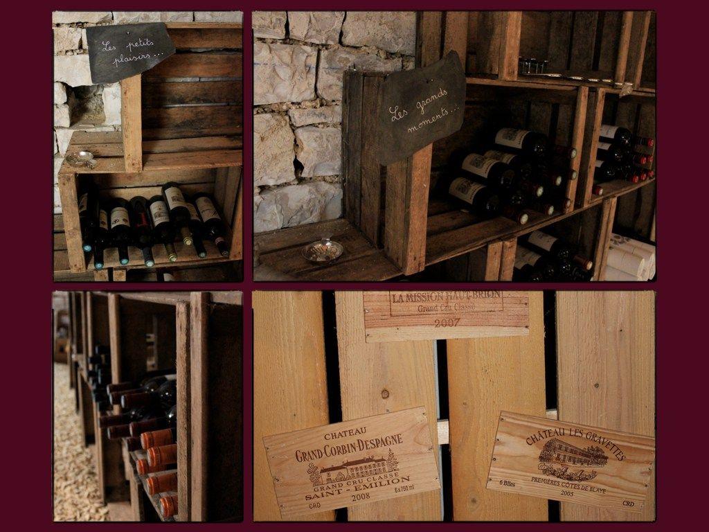 Cave A Vin Deco Great Amazing Decoration Caisse De Vin Troc Echange