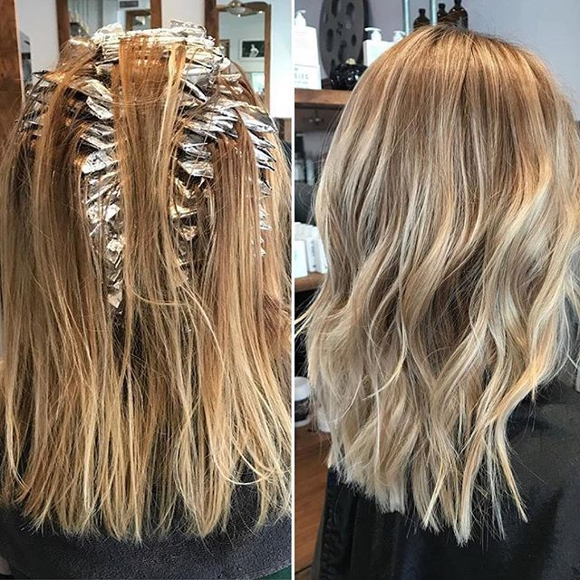 Top 100 partial highlights photos hair pinterest partial top 100 partial highlights photos foils on foils with a dreamy ash blonde result solutioingenieria Images