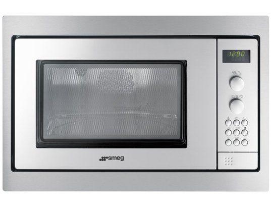 Micro ondes grill encastrable smeg fme24x2 smeg micro - Micro onde grill encastrable ...