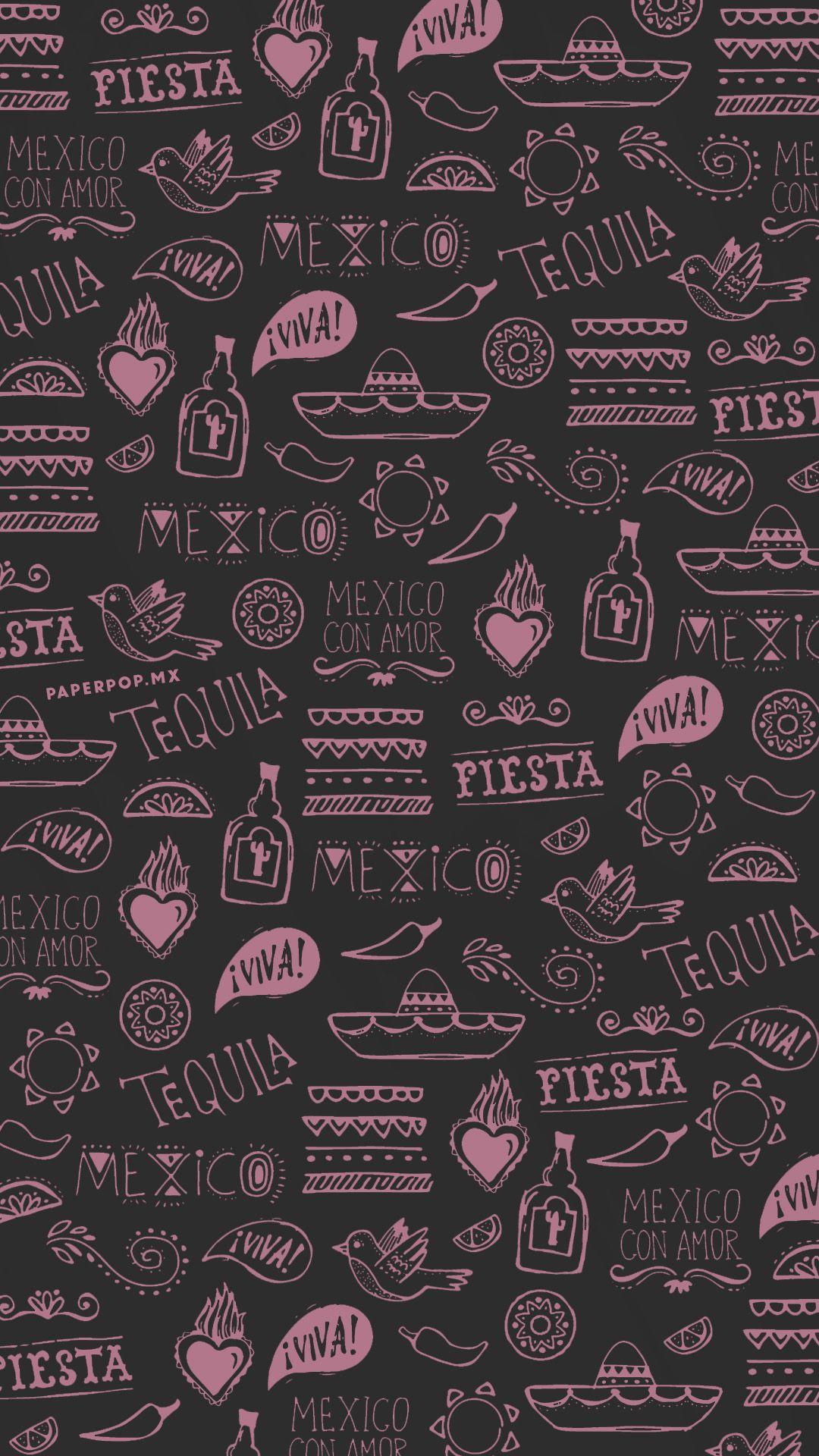 México Fondos de pantalla iphone tumblr, Fondo de