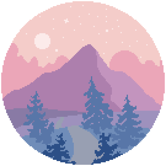 Tutorial: How To Create Simple Pixel Landscapes