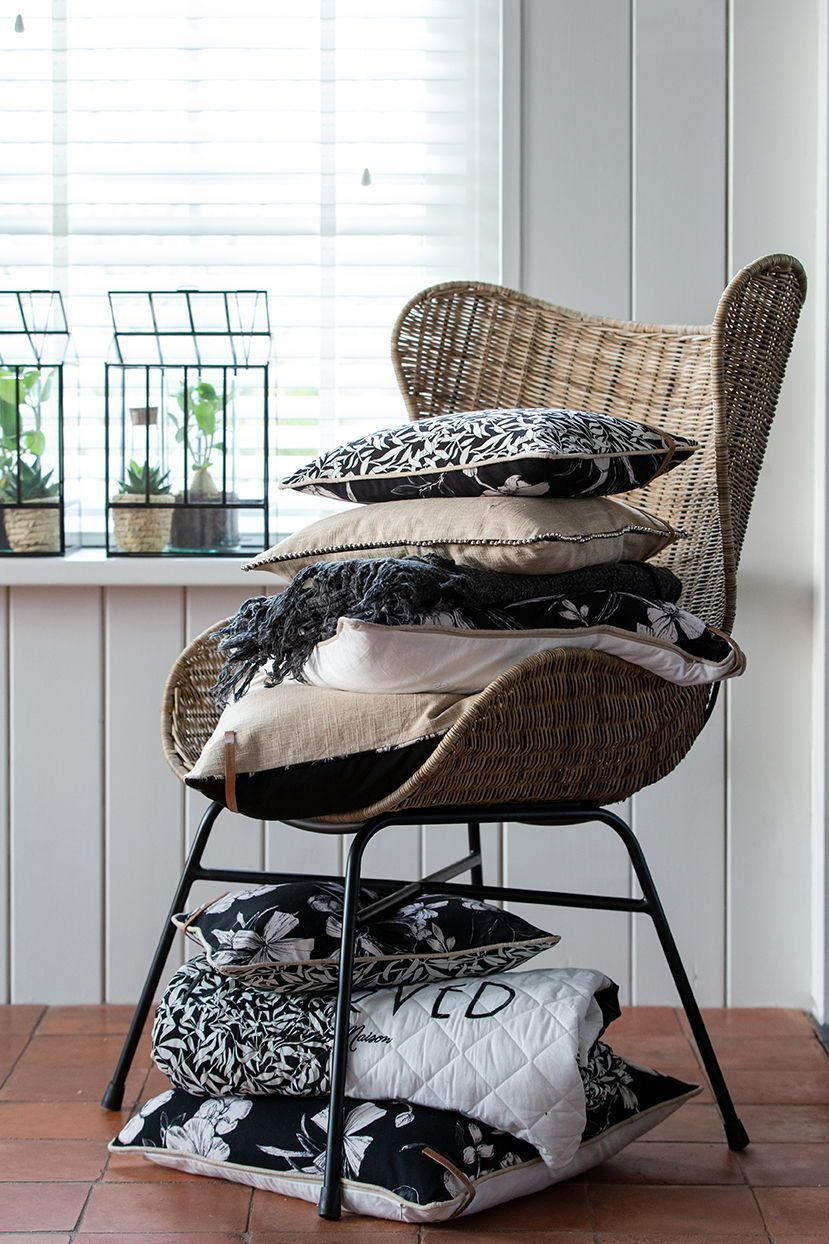 Cushions In Love With The Textile Collection From Cafe Floral