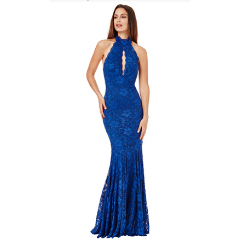 Vestidos de fiesta azules baratos