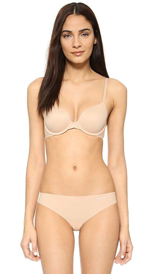 bf924dd5be Calvin Klein Underwear Perfectly Fit Modern T-Shirt Bra