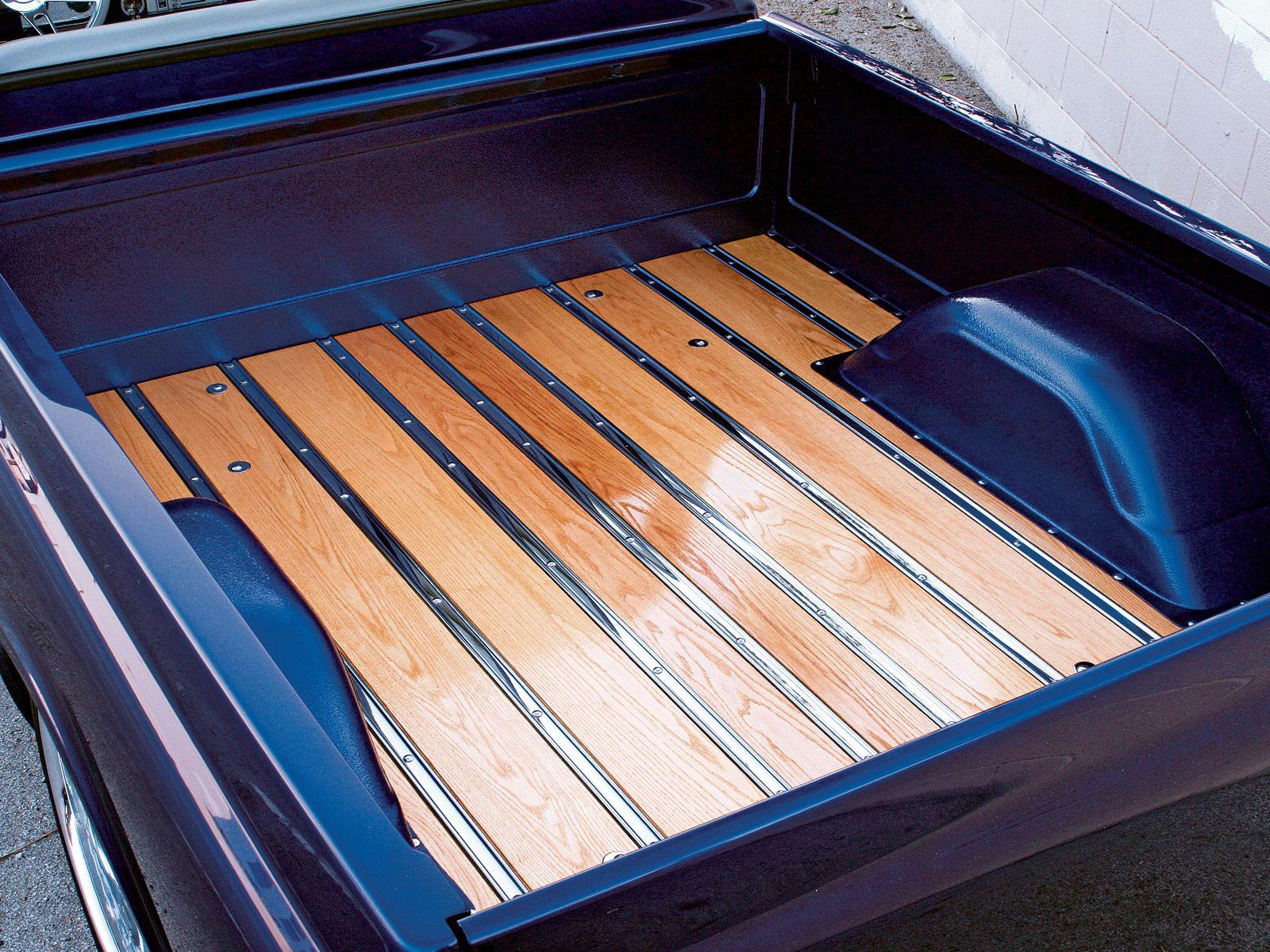 c10 wood bed diy