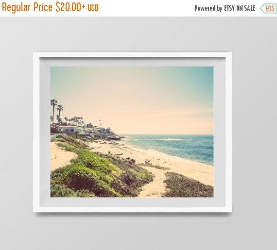 La Jolla Beach Surf Decor Beach Photos Yellow
