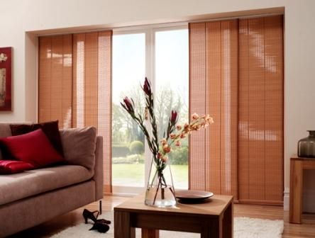 Comfort Blinds Panel Track Blinds For My Home Pinterest