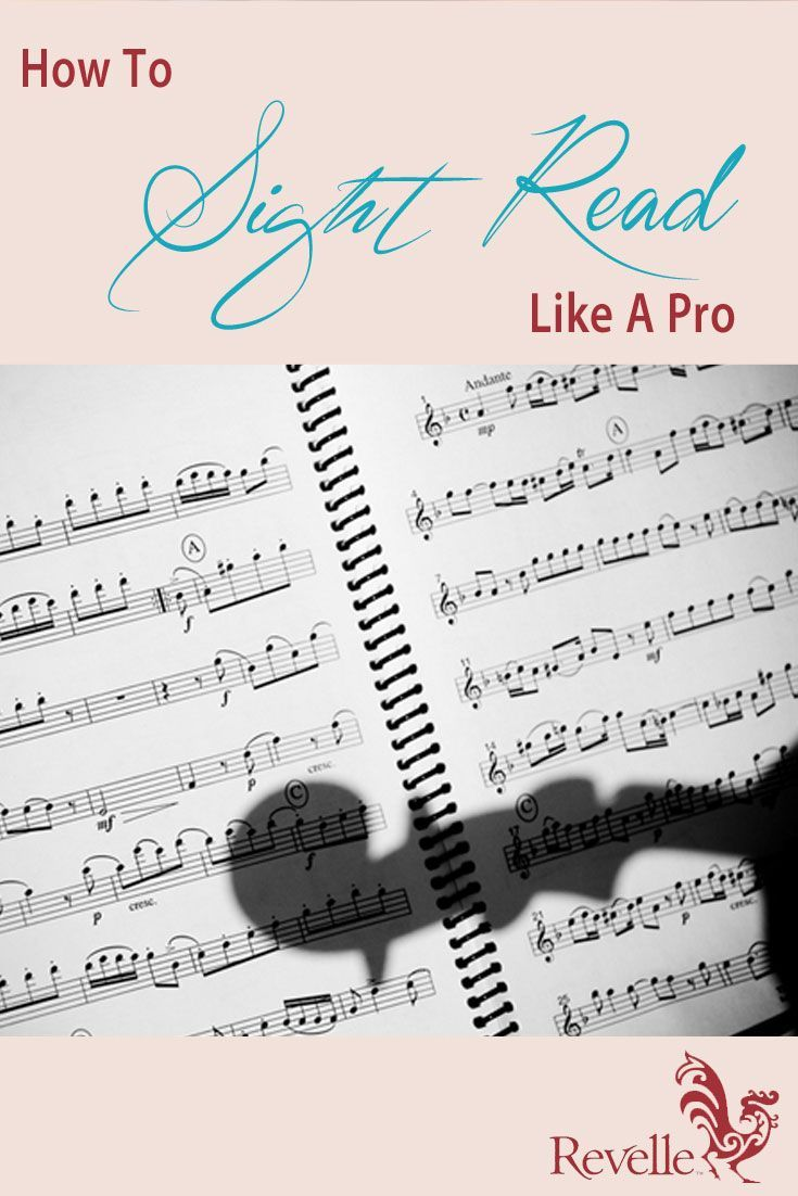 How To Sight Read Like A Pro Violin music, Reading sheet