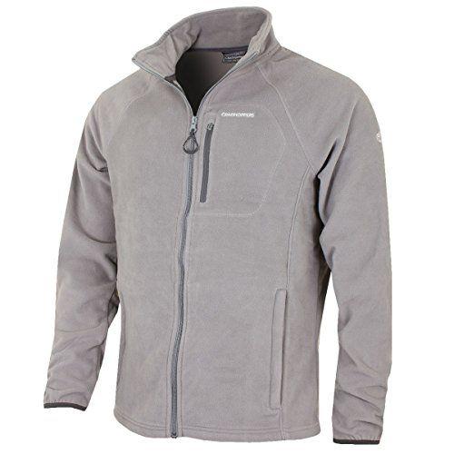 Craghoppers Men's Outdoor Travel Fleece Jacket C65, Men, C65 ...