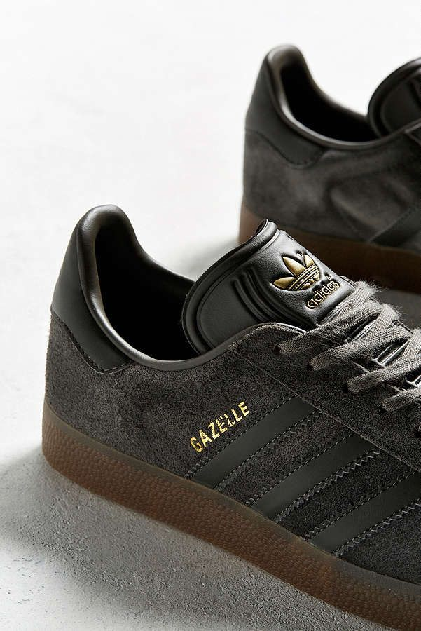 adidas gazelle noir gum noir