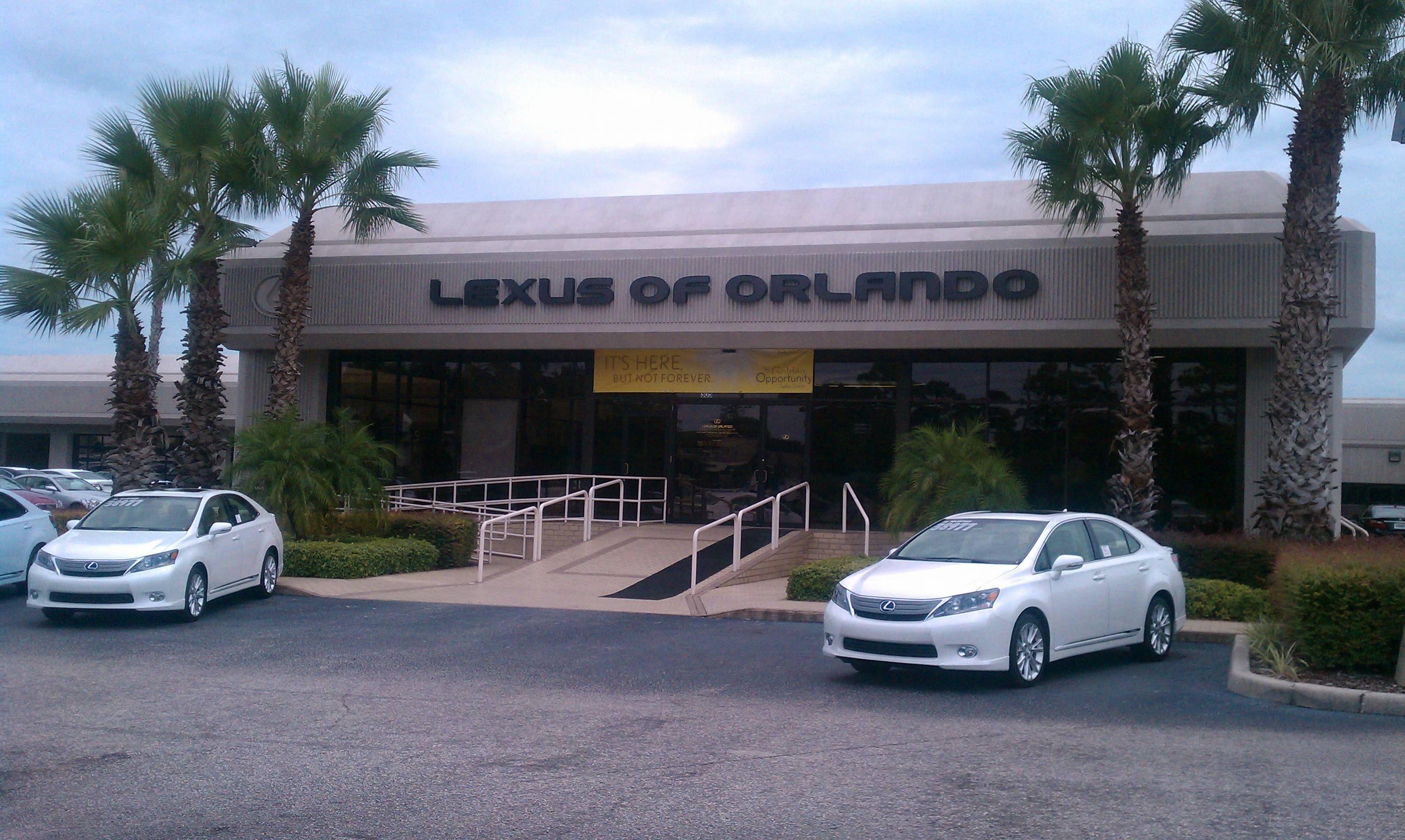 Lexus Of Orlando Lexus Orlando Dealership