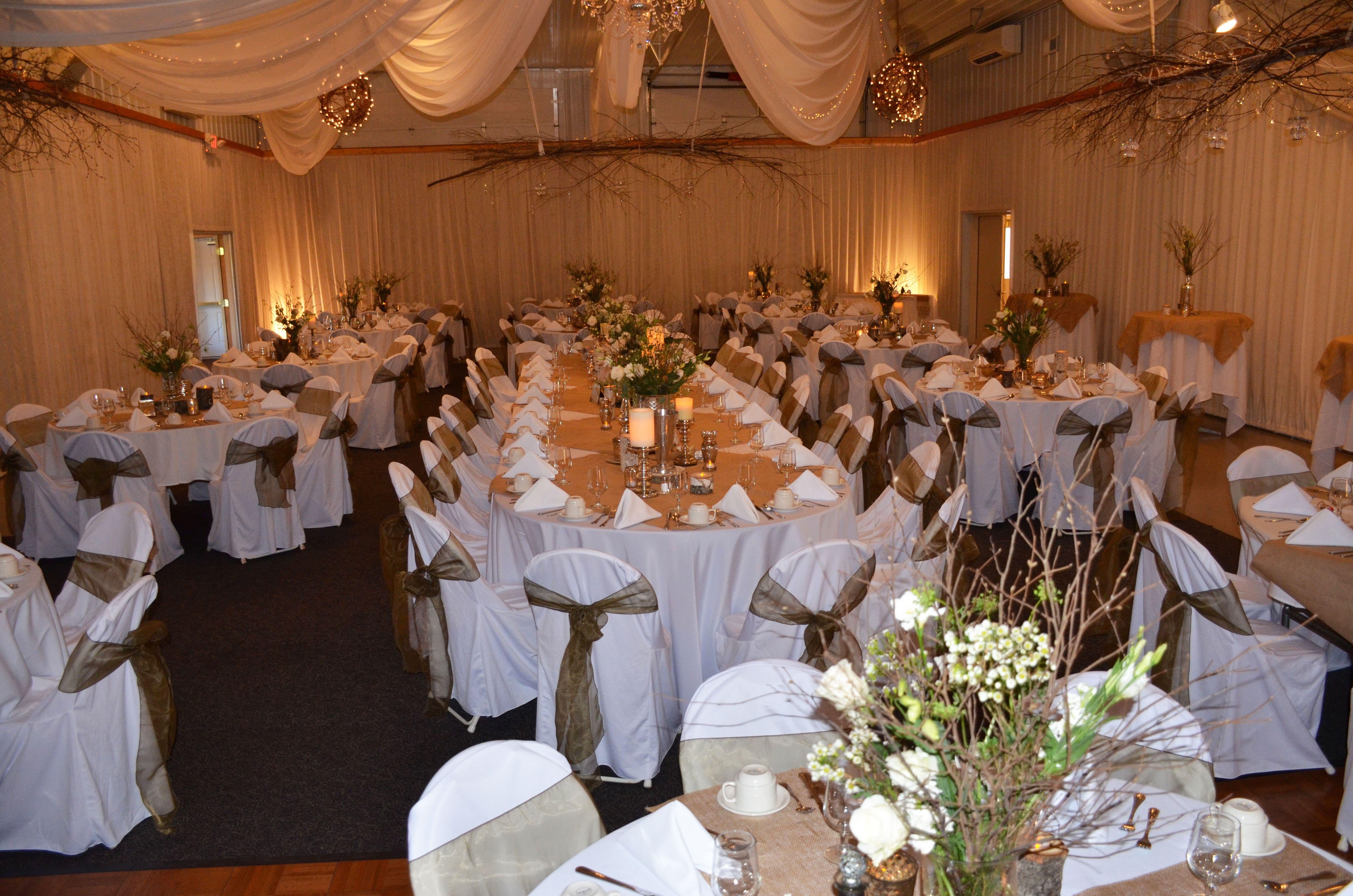 Reception Hall At Pine Peaks Wedding Event Center Event Center Reception Hall Wedding Events