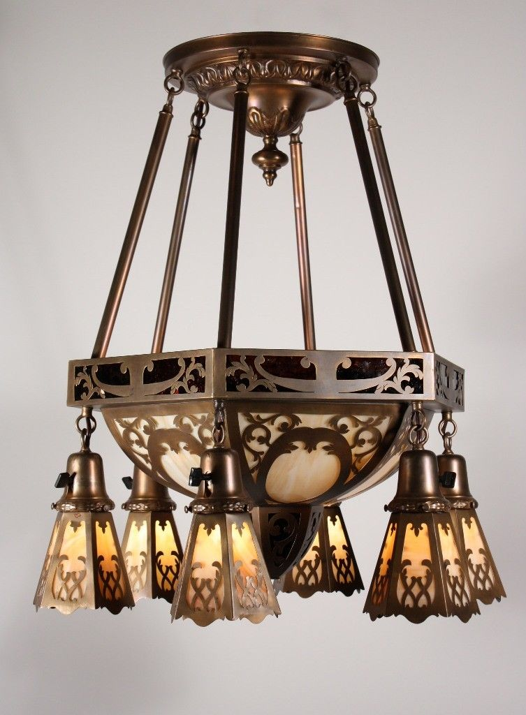 49+ Arts and crafts movement chandelier info