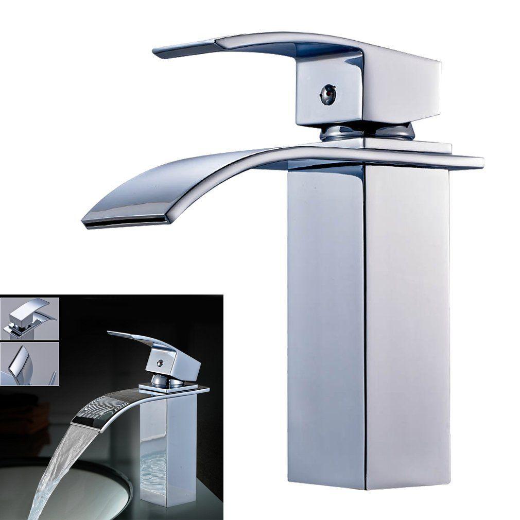 Auralum Armatur Einhandmischer Wasserhahn Waschtischarmatur