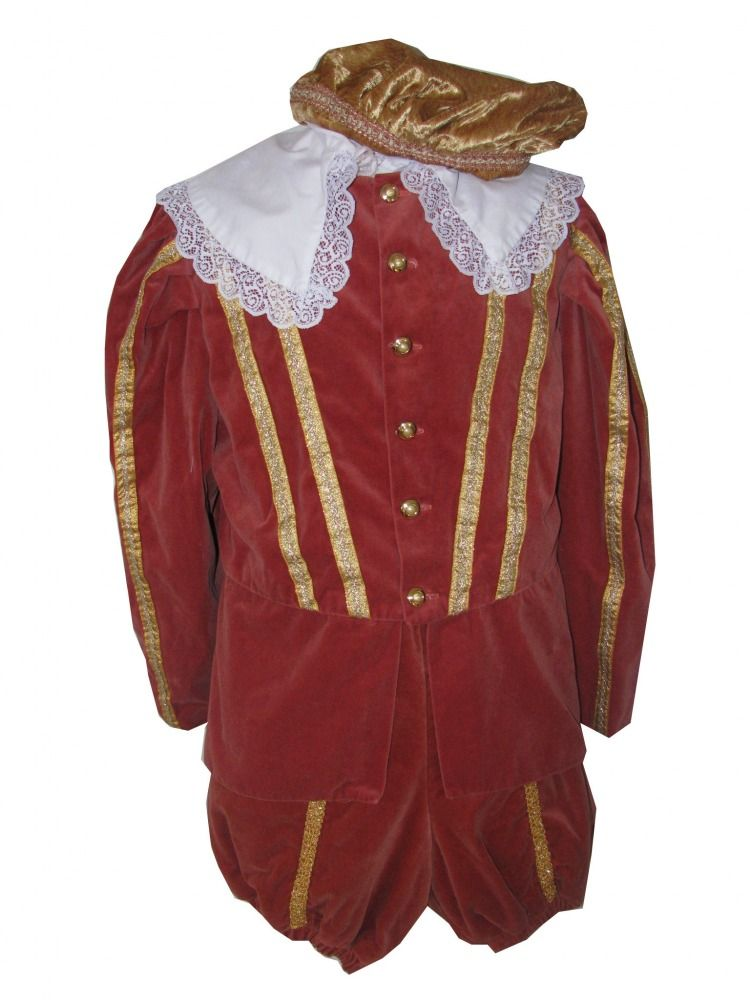 Medieval Osric Men S Clothing
