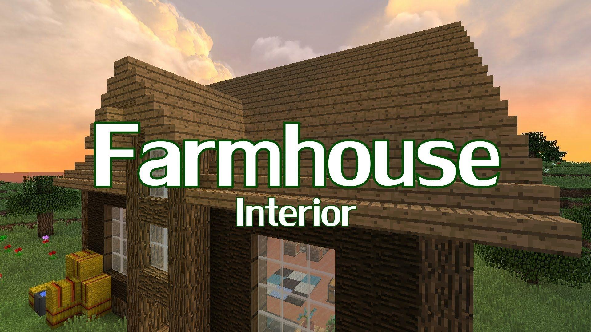 minecraft interior lighting. Minecraft Farmhouse Interior Design Youtube Style Amp Cor Ideas Hgtv Lighting