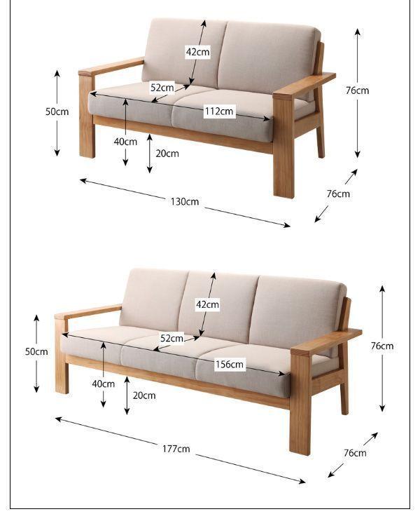 Albert Albert Holzsofa Sofa Design Dekoration Wohnung
