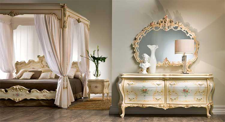 Victorian Bedroom | Victorian Bedroom Venere Tafted