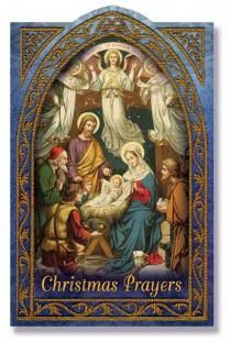 catholic christmas cards traditional catholic holy cards by way of the family christmas prayer