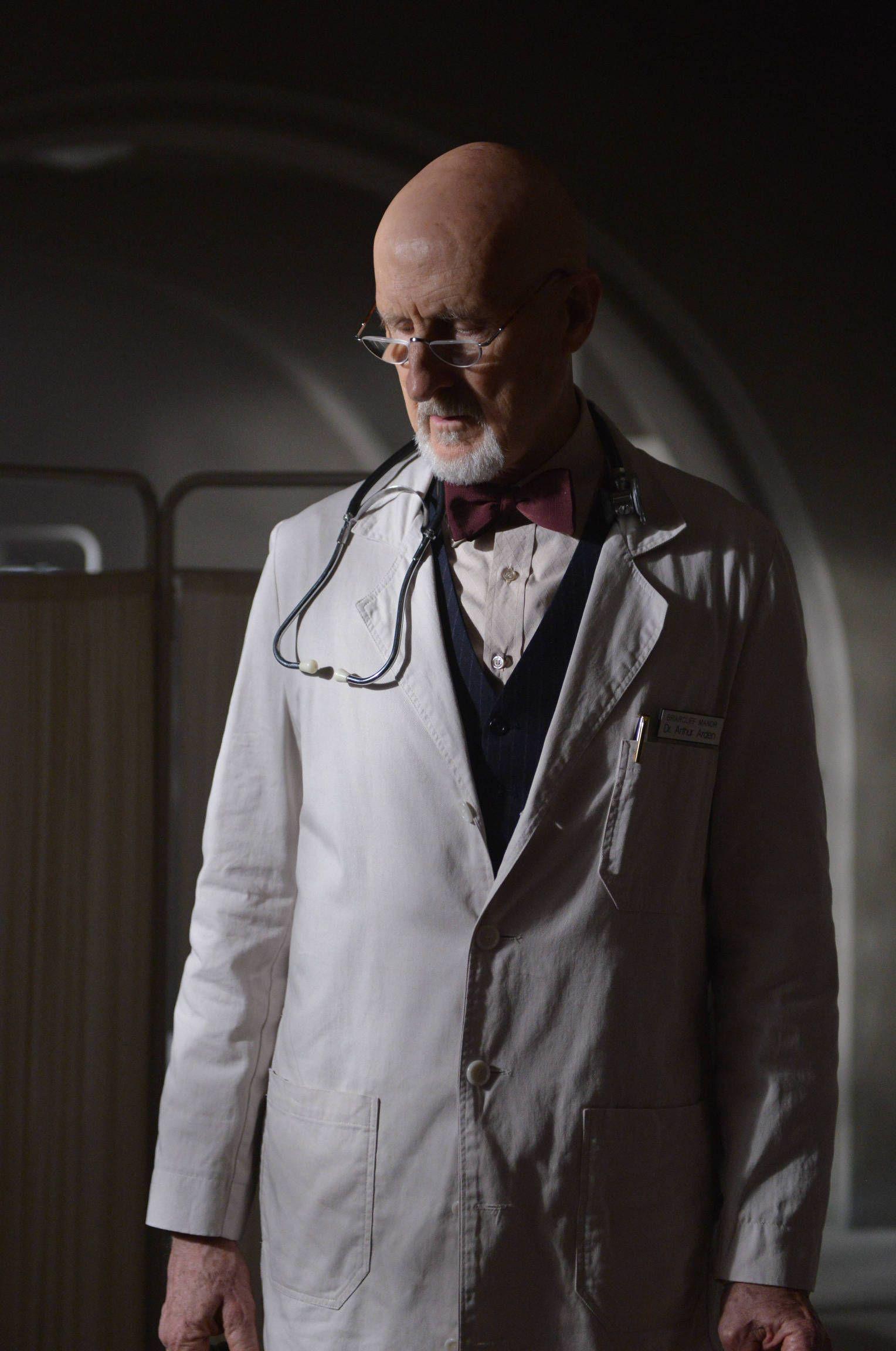 James Cromwell as Dr  Arthur Arden | AHS Asylum (Season 2