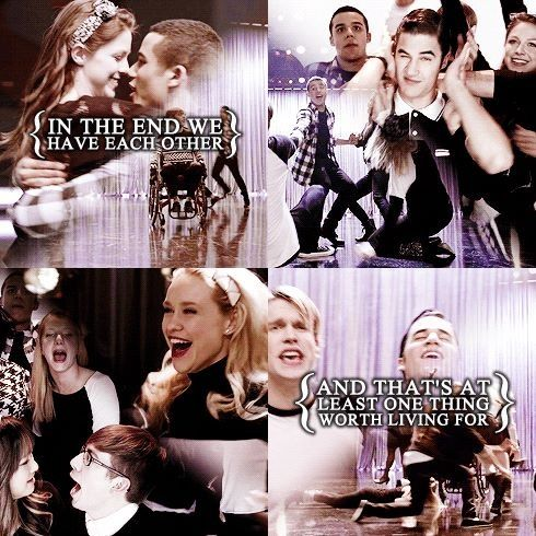 This Is The New Year Gleememories Glee Memes Glee