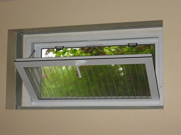 Basement Security Windows In St Louis Basement Window Replacement Basement Windows Basement Ventilation