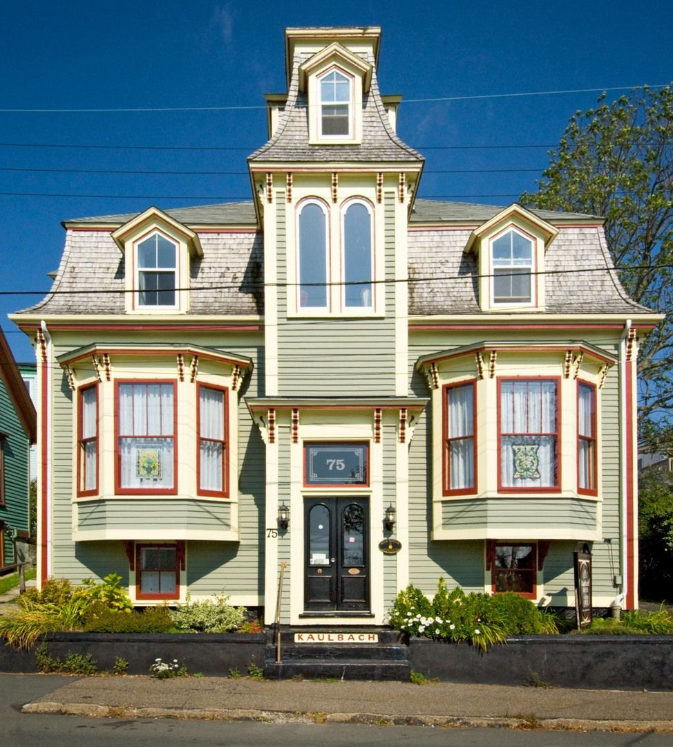 1880 kaulbach house 75 pelham street lunenburg 1753 for Small house designs nova scotia