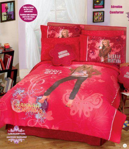 Hannah Montana Comforter Bedding Set Full By Hannah