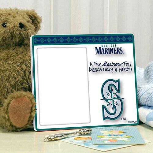 Seattle #Mariners True Fan Frame $22.99 | Gear for Kids | Pinterest ...