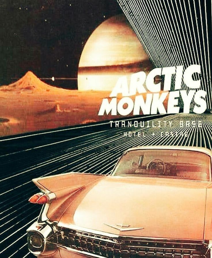Imagem de arctic monkeys, music, and aesthetic