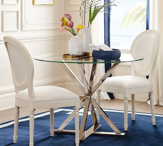 Ava Dining Table  Pottery Barn  Dining Tables  Pinterest  Barn Glamorous Dining Room Pottery Barn Decorating Inspiration