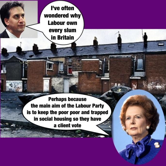Poor people have been voting #sameoldLabour for 115 years. They're still poor. Here's why h/t @wodens1 #GE2015