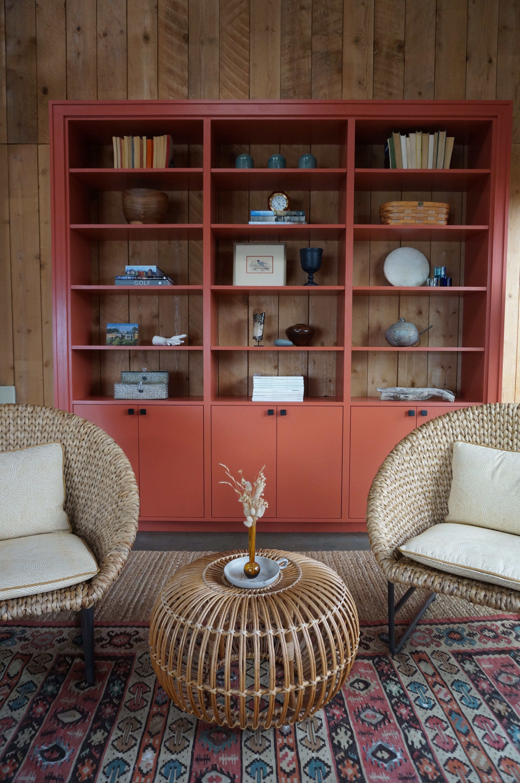 Historic Sea Ranch condo - casual elegance meets coastal rustic style. Alexandra  Luhrs Interior Design