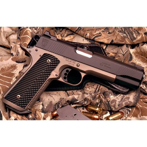 Ed Brown KRYPTEIA EDITION .45 ACP 1911 Limited Edition Handgun