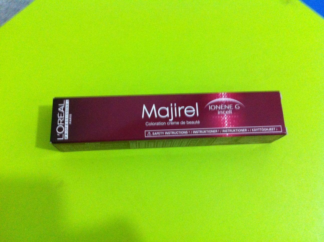 1 x L\'oreal loreal Majirel hair permanent color 50ml ( tracking ...