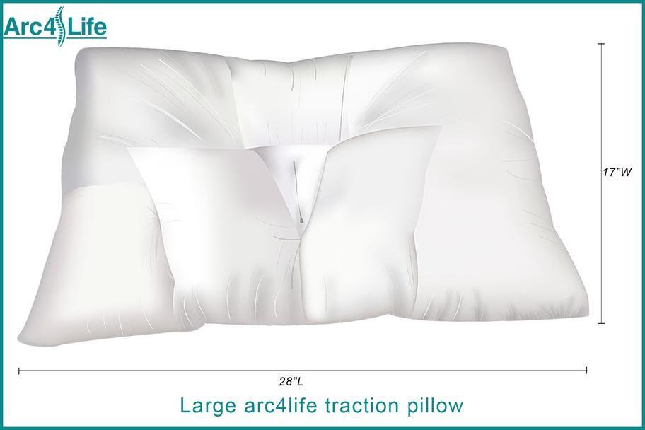 box neck support pillow