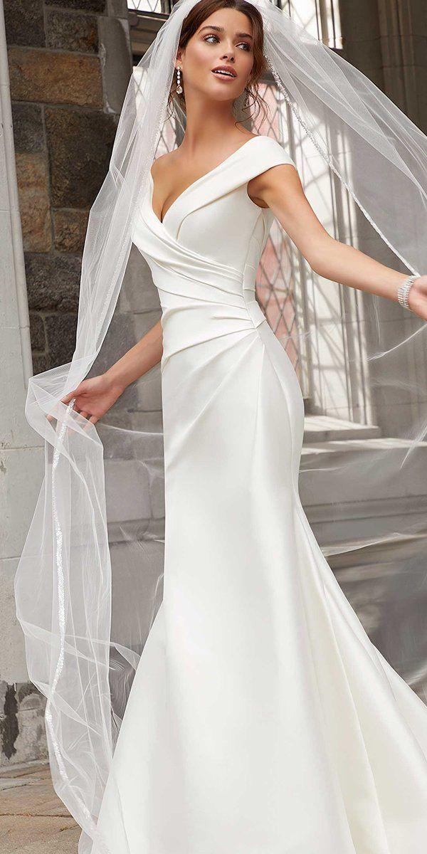 30 Mermaid Wedding Dresses You Admire