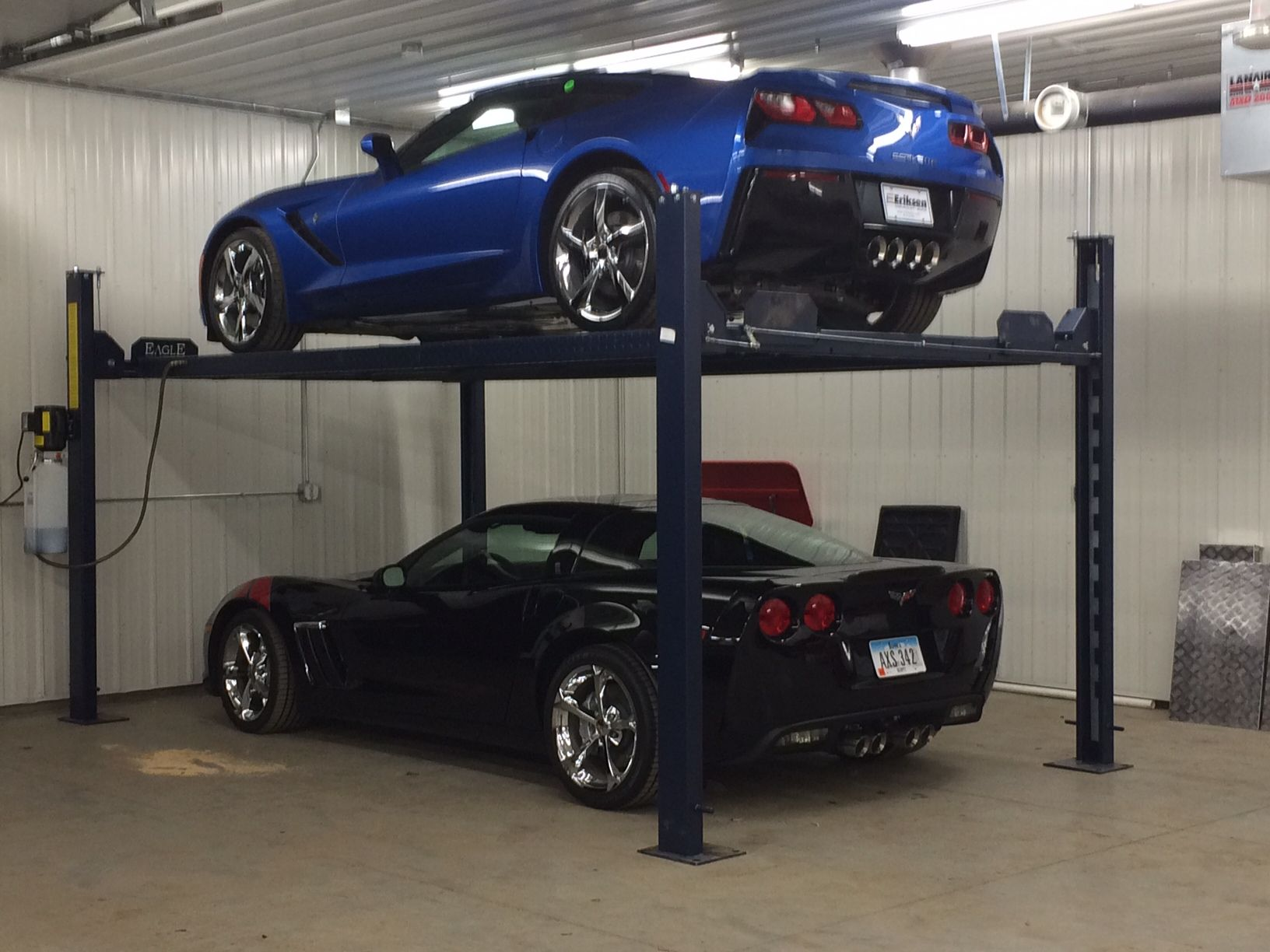 We Find Better Custom Garage Parking Storage Solutions Even With Limited E Available